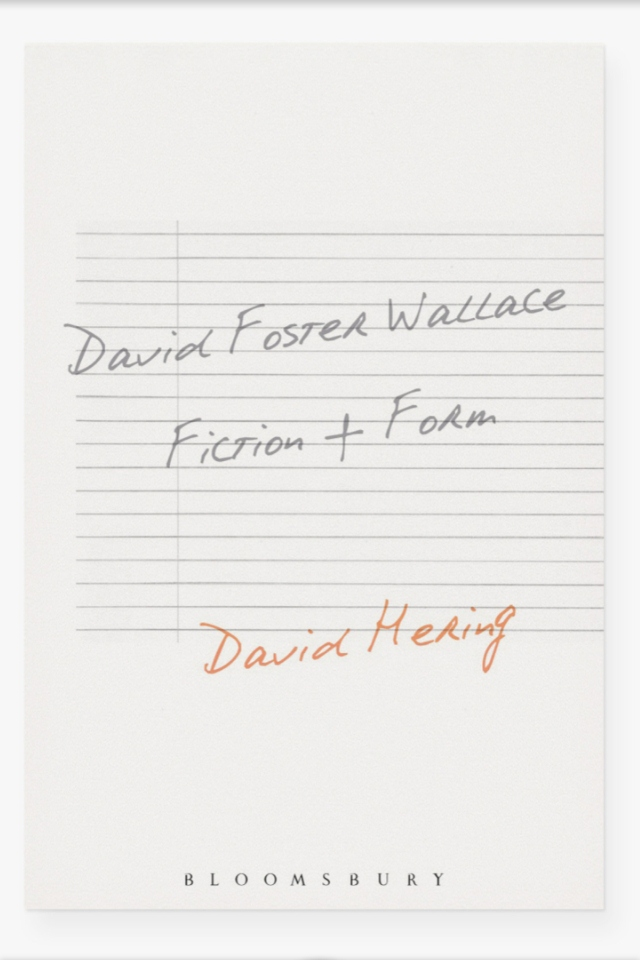 Fellows Find: Researcher traces the compositional structures of David Foster Wallace's Fiction