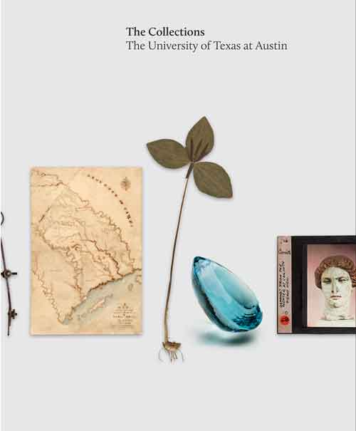 Ransom Center showcased in new book on campus-wide university collections