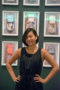 Nancy Nguyen. Photo by Pete Smith