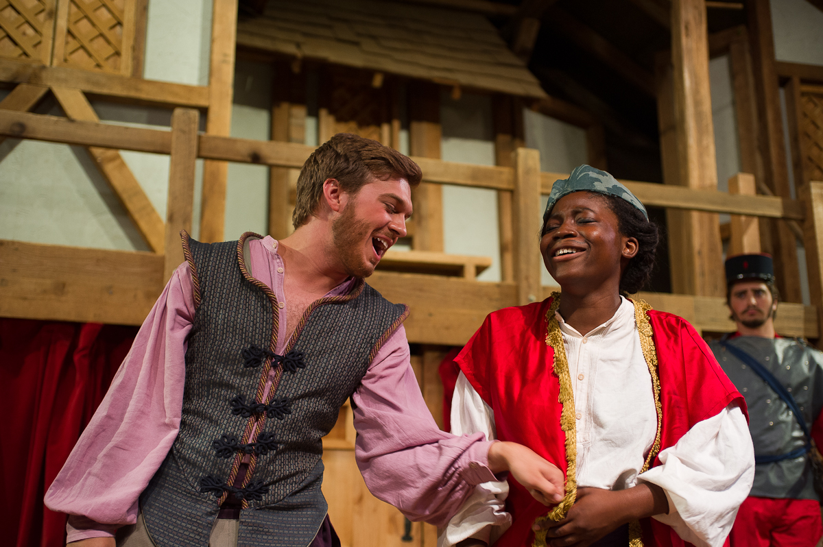 Shakespeare at Winedale,'s Comedy of Errors, July 17, 2013.