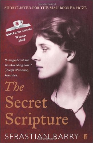 sebastian barry_secret scripture book cover