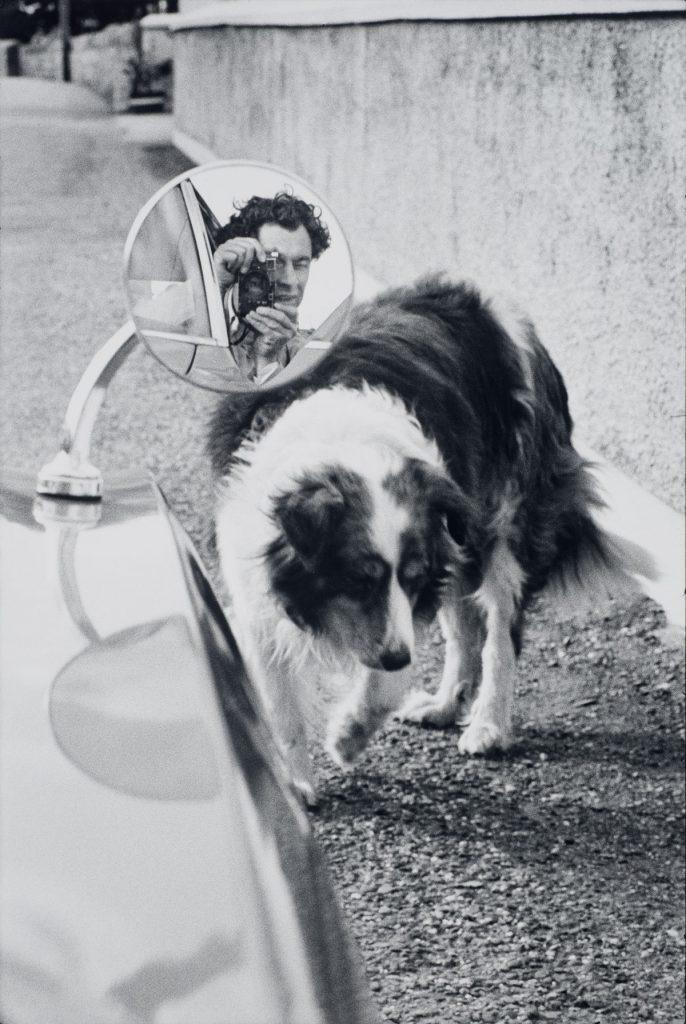 Elliott Erwitt (American, b. France 1928), Midleton, Ireland, 1970. Gelatin silver print, 30.5 x 20.4 cm. Harry Ransom Center Collection © Elliott Erwitt/Magnum Photos