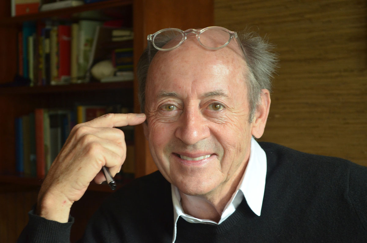 Billy Collins. ©Suzannah Gilman.