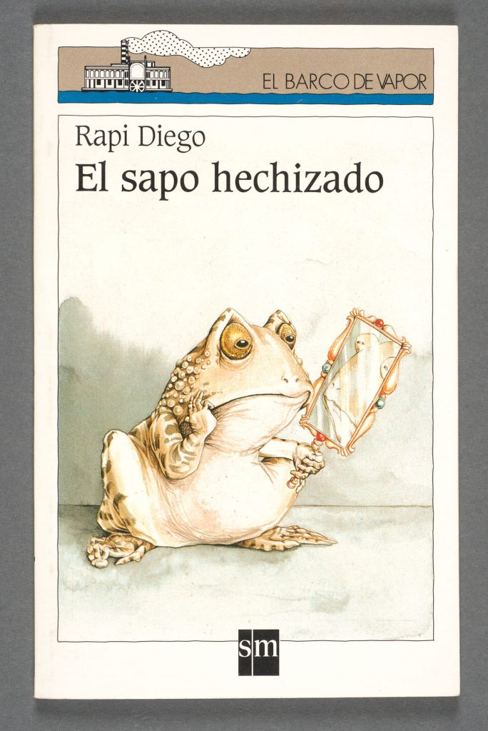 "Rapi Diego's ""El sapo hechizado"" (1997). Photos by Pete Smith."