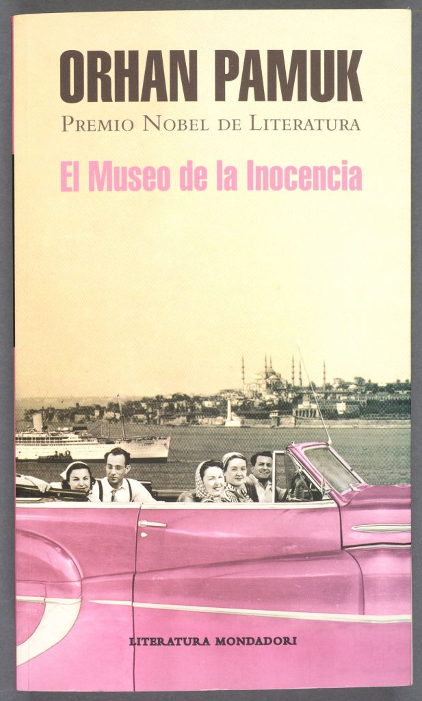"Orhan Pamuk's ""El Museo de la Inocencia"" (2009). Photos by Pete Smith."
