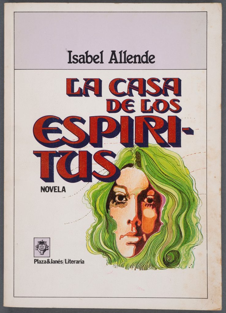 "Isabel Allende's ""La Casa de los Espritus"" (1982). Photos by Pete Smith."