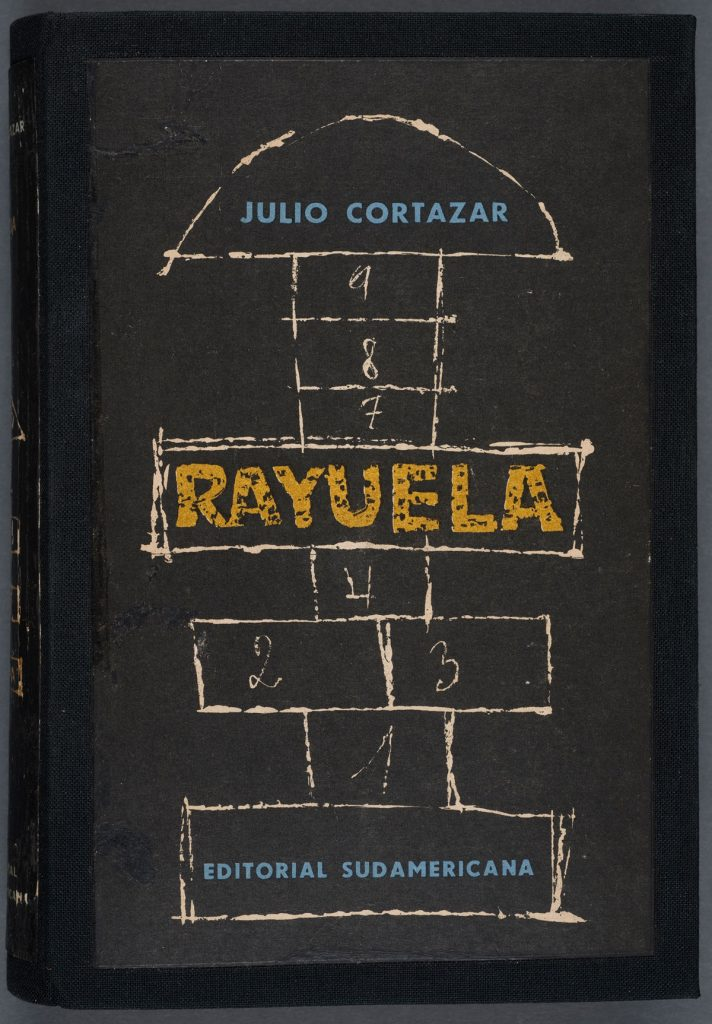 "Julio Cortazar's ""Rayuela"" (1963). Photos by Pete Smith."