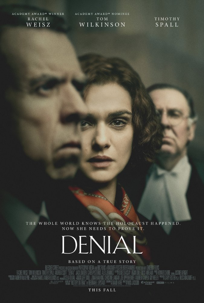 Screenwriter David Hare, scholar Deborah Lipstadt discuss <em>Denial</em>