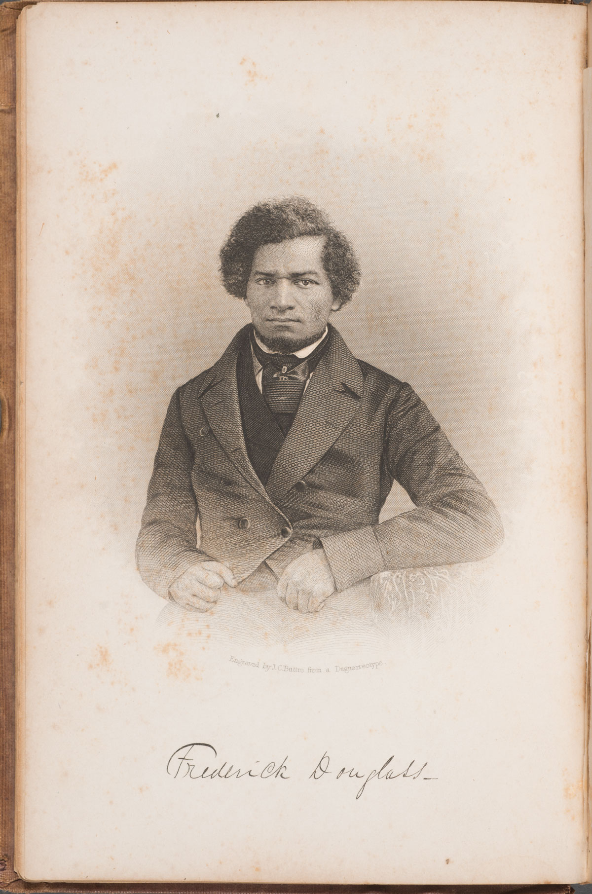 Frederick Douglass and the Mass Meeting for Civil Rights