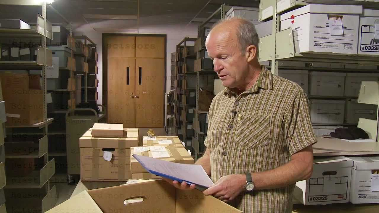 Writer Jim Crace gives writing advice and discusses why T. H. White's archive at the Ransom Center brought tears to his eyes