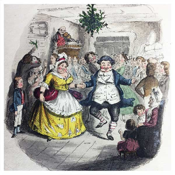 George Macy's illustrated editions of Charles Dickens's Christmas classic