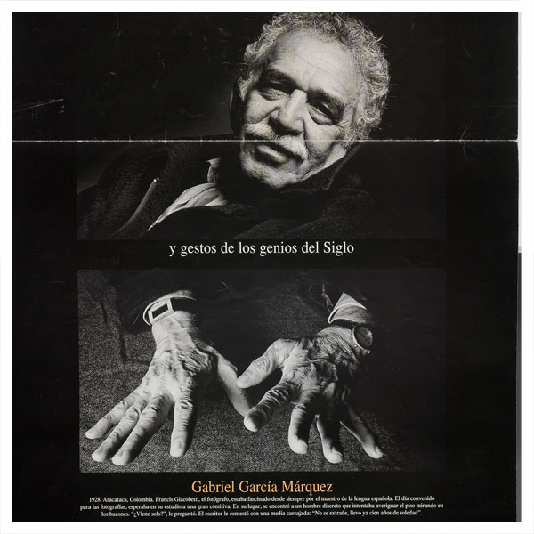 The scholarly value of the Gabriel García Márquez archive