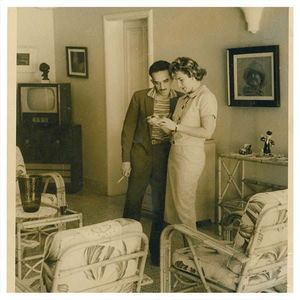 Miles de imágenes del archivo de Gabriel García Márquez disponibles en línea