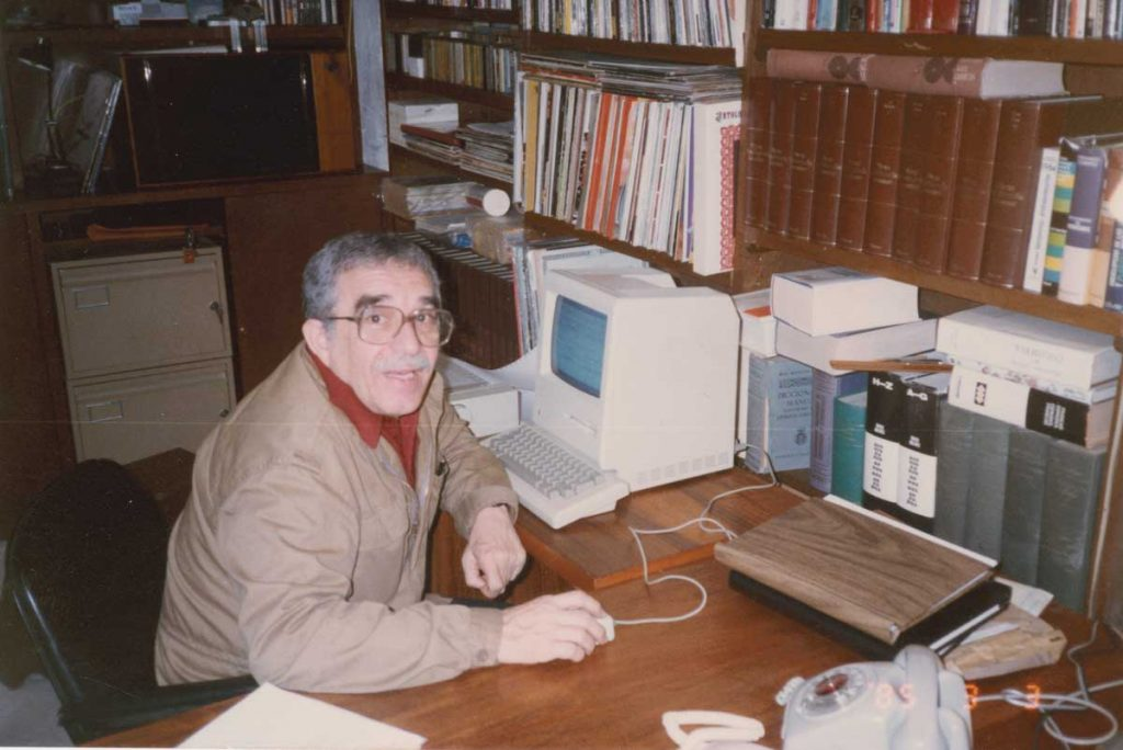 Digging up computing histories in literary manuscript collections