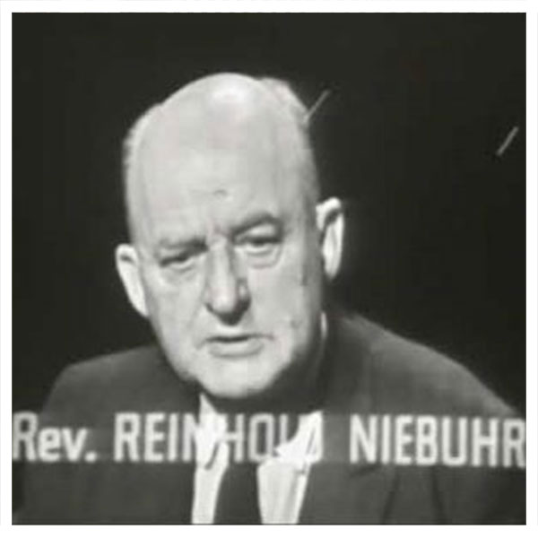 On survival and freedom in 1958 America: Mike Wallace and Reinhold Niebuhr