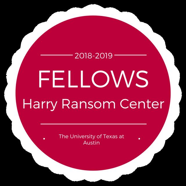 Ransom Center Awards 45 Fellowships