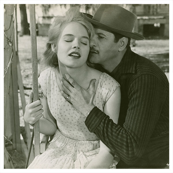 Getting to know Anne Jackson and Eli Wallach through their archive