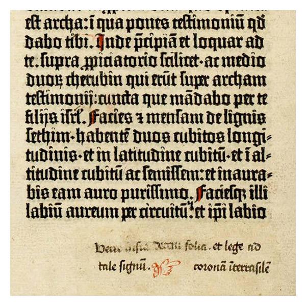 Gutenberg Misbound