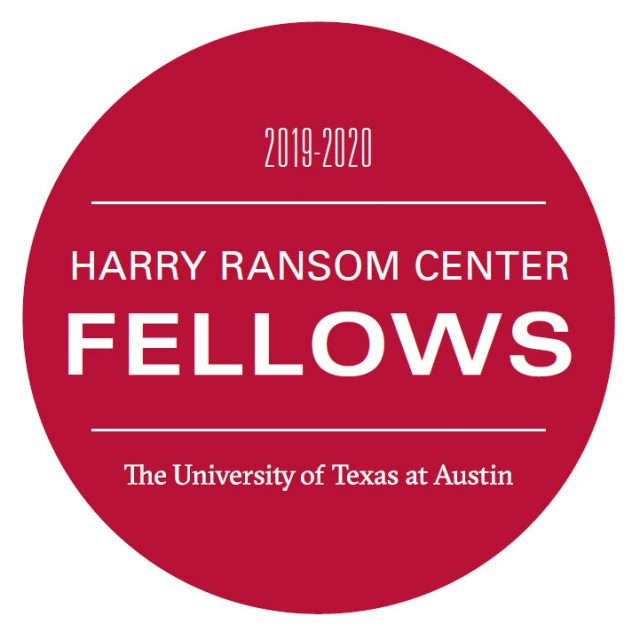 Ransom Center Fellows logo