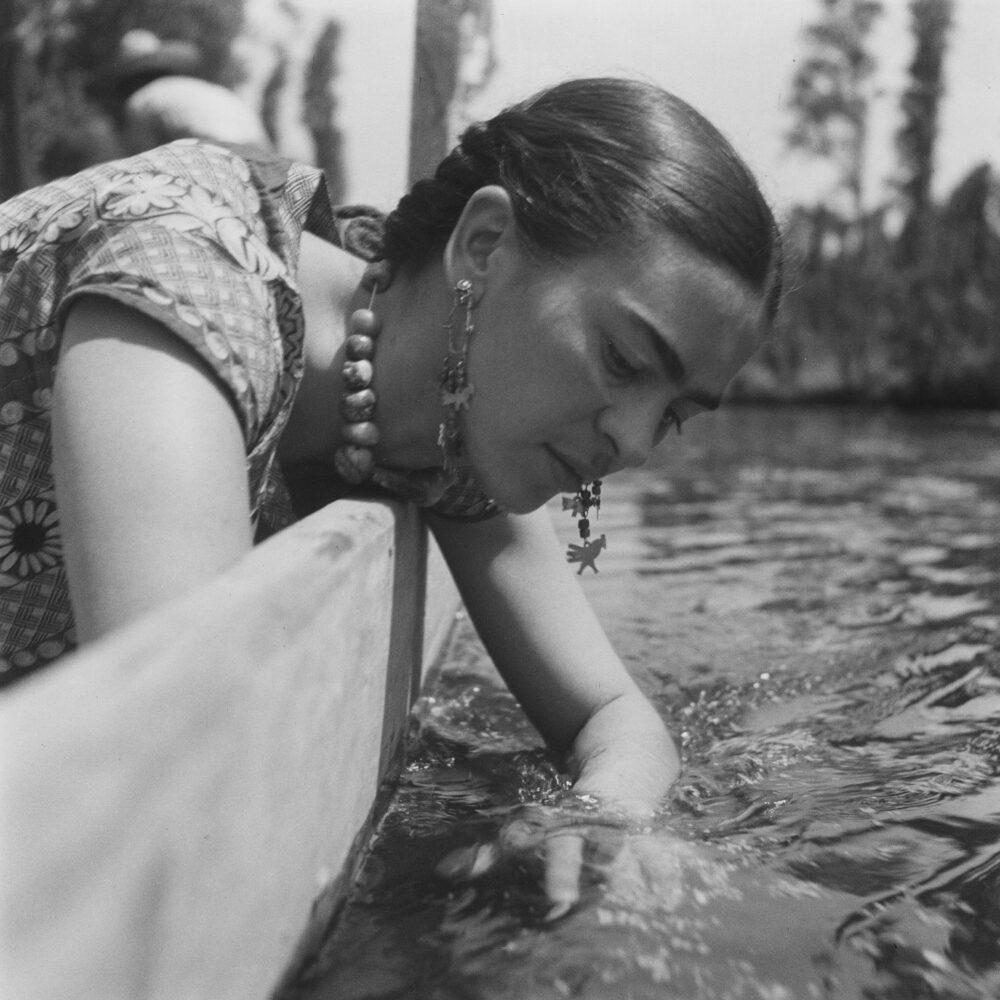 Looking at Frida Kahlo