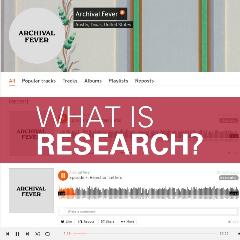 Archival Fever offers a collaborative model for humanities research