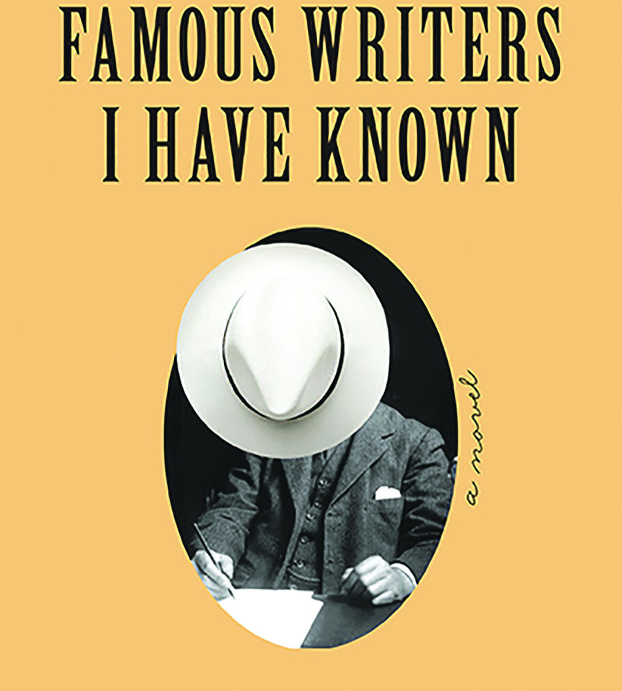 EXCERPT: Famous Writers I Have Known by James Magnuson