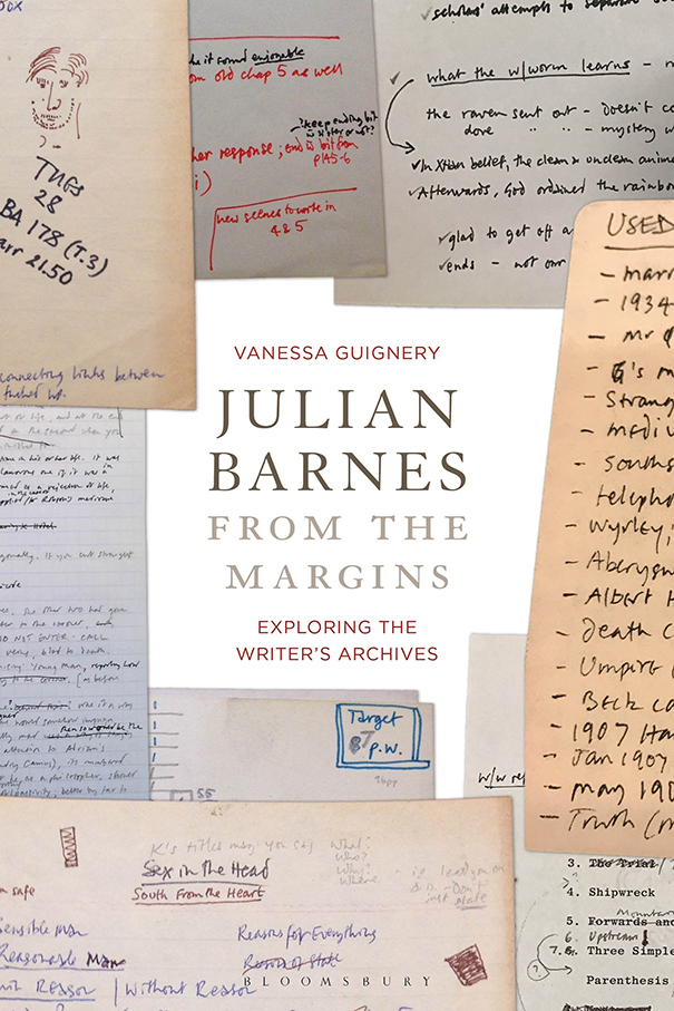 EXCERPT: Julian Barnes From the Margins: Exploring the Writer's Archives