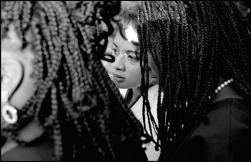 Eli Reed, At Spelman College Graduation, Atlanta, Georgia, 1993. Image courtesy of Magnum Photos, Inc.  © Eli Reed/Magnum Photos