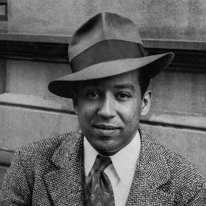 A lost work by Langston Hughes