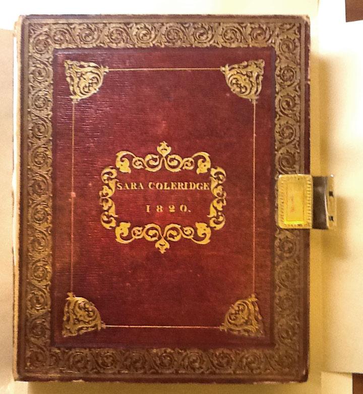 Coleridge's Commonplace book