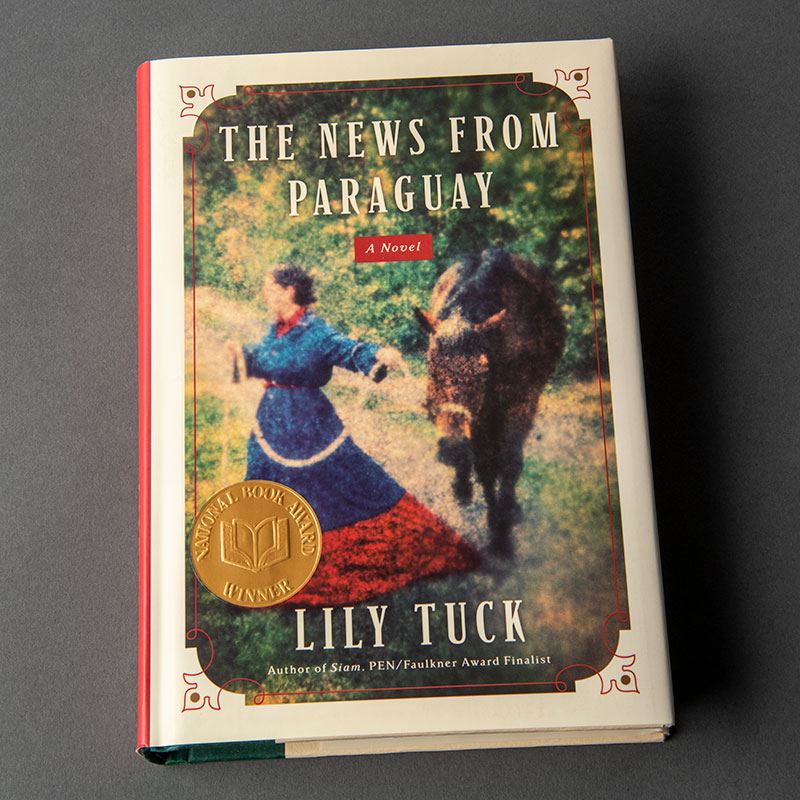 Q&A With Author Lily Tuck