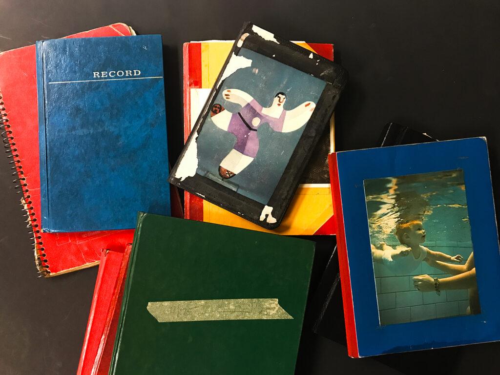 Deborah Hay journals