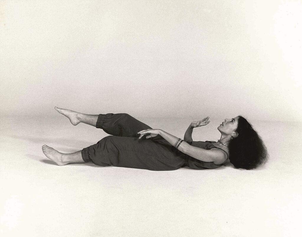 Deborah Hay by Ken Fryer