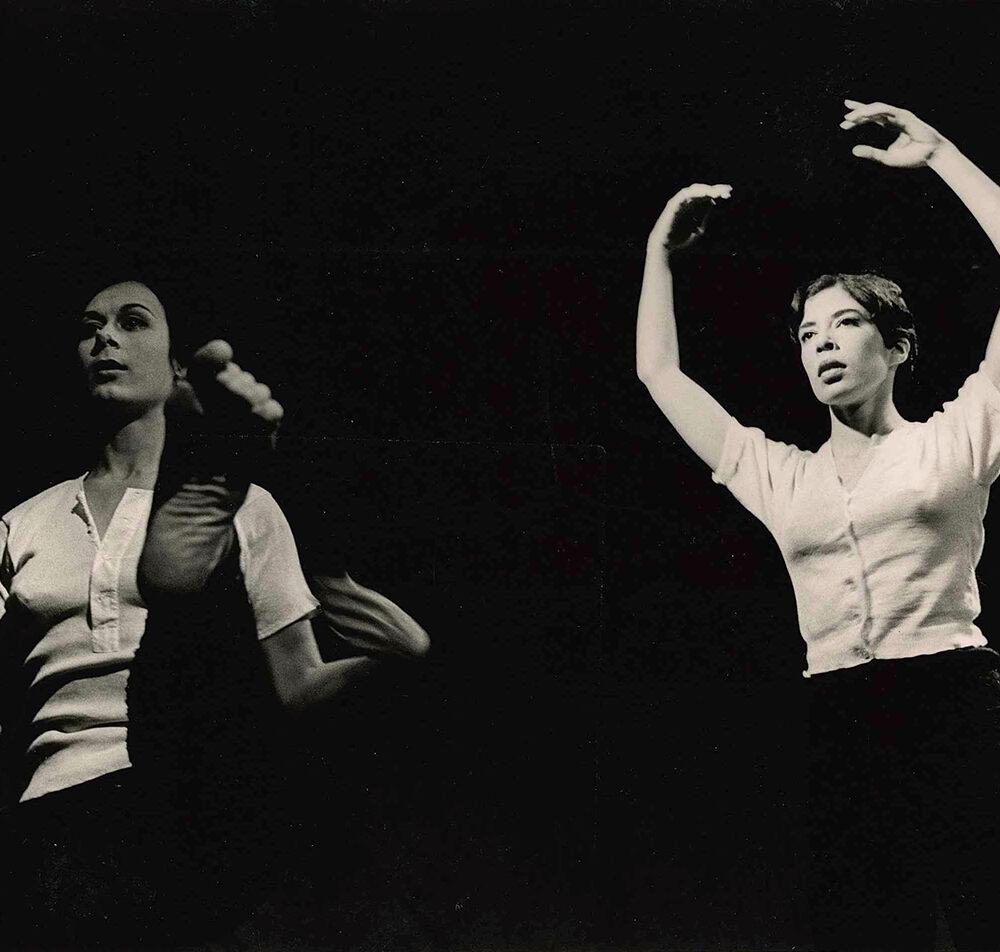 Choreographer Deborah Hay's archive goes to the Harry Ransom Center