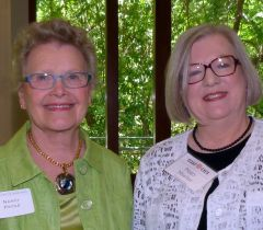 Nancy Payne & Peggy Mueller