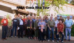 RFSA members on Cuba Tour.
