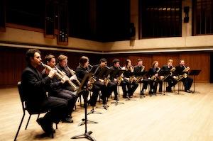 Saxophone Choir