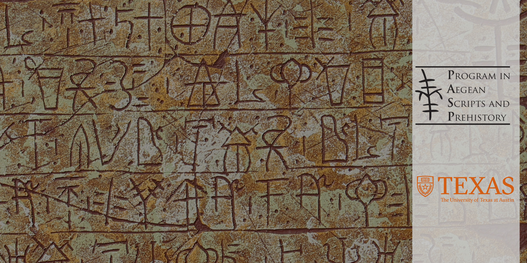Program In Aegean Scripts And Prehistory