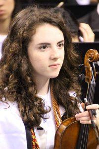 Violin Graduation