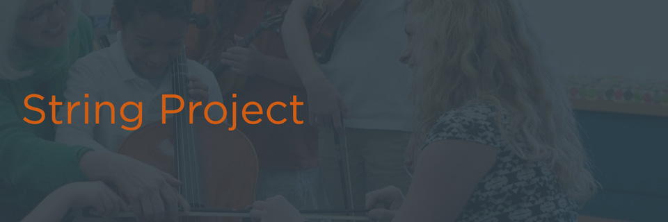 University of Texas String Project  | Butler School of Music | University of Texas at Austin