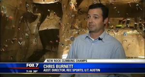 Video Clip of Chris Burnett on Fox 7