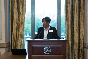 Dean Soncia Reagins-Lilly at Gates Millennium Scholarship Leadership Academy Welcome