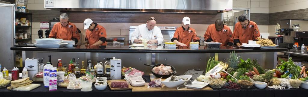 Photo from UTexas Chefs' Symposium