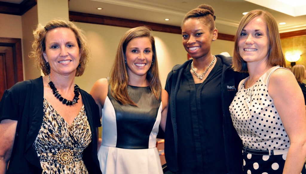 Photo of Rhonda Cox, Betsy Baker, Chrystina Wyatt, Jennifer Boss Rodriguez