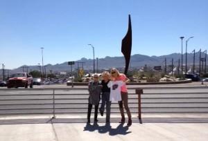 Carolyn Tucker, Stephenie Purnell & Ivana Grahovac