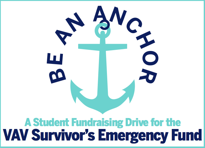 Be An Anchor campaign