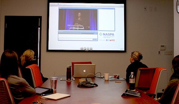 VPSA Streaming NASPA's Virtual Conference