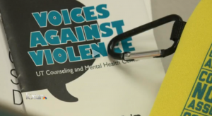 In The News - Voices against Violence