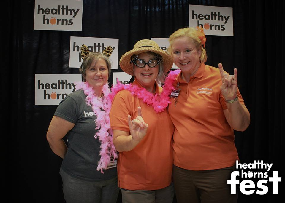 Andrea Armstrong, Donna Valdez, and Joyce Fleming