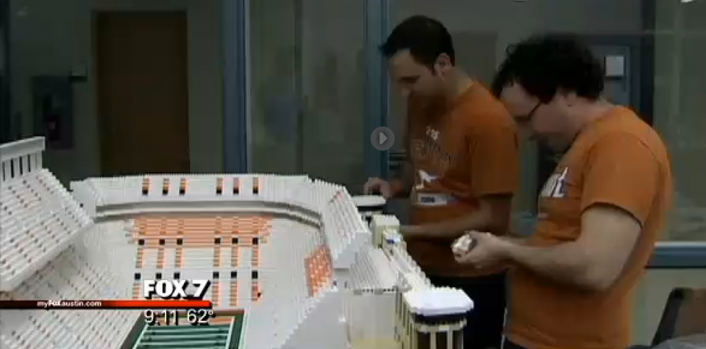 LEGO DKR on Fox 7